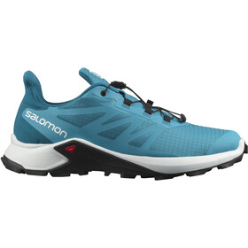 Salomon Supercross 3 Shoes Men barrier reef/white/crystal blue